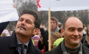 Harm Beertema (PVV) en Jasper van Dijk (SP)