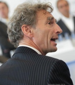 Paul Rosenmöller, voorzitter VO-Raad